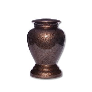 Steel Urns – Antique Copper Steel
