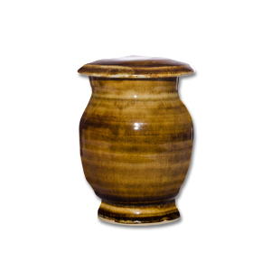 Earth Ceramic Urn