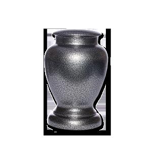 Steel Urn - Silver